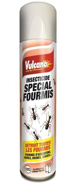 Produit Spécial anti-fourmis aérosol 400ml pulvérisation