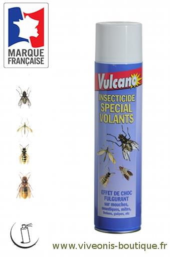 Anti-insectes volants Aerosol 600ml