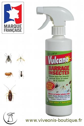 Anti-insectes Barrière à insectes 500ml