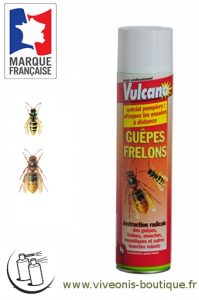 Insecticide Anti-GUEPES aerosol 600ml