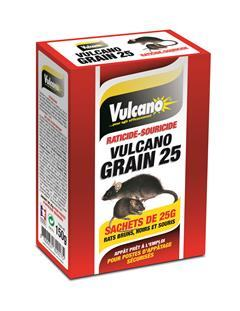 VULCANO GRAIN 25 Fiche technique