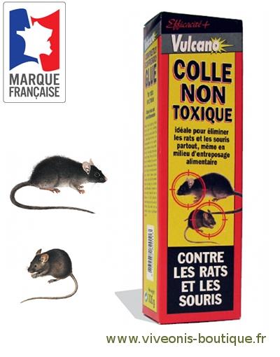 COLLE NON TOXIQUE CONTRE LES RONGEURS