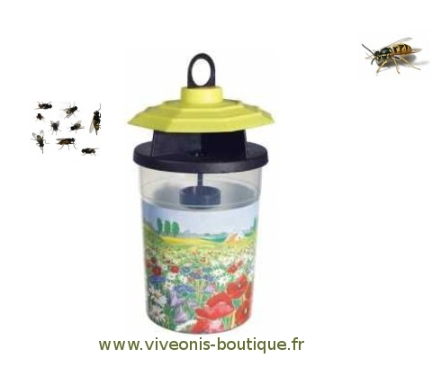 Piege a mouches Fly Trap 2000