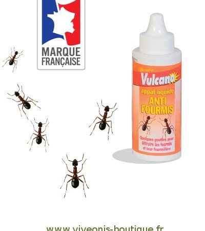 Appât Fourmis flacon de 50 ml