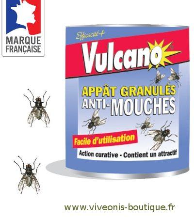 Appât Granulés Anti-Mouches