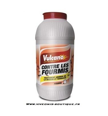 POUDRE ANTI-FOURMIS 500 G VULCANO