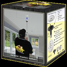BaitSafe™ poste anti-rongeurs interieur securise pour appat anti-rat et anti-souris