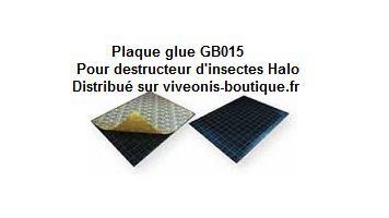 Plaques Glue pour HALO GB015