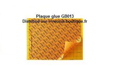 Plaques Glue pour HALO GB013 vendu par viveonis