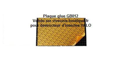 Plaques Glue pour HALO GB012 distribué par viveonis