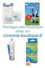 ACCESSOIRES et CONSOMMABLES anti-moustique anti-larvaire