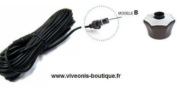 Rallonge électrique Biogents® 10 mètres