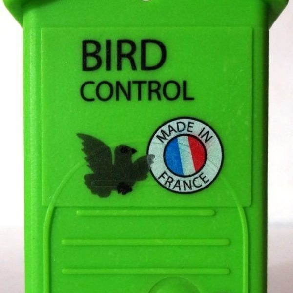 Effaroucheur Repulsif electronique Bird Control grand public Egcomm en image vendu sur viveonis