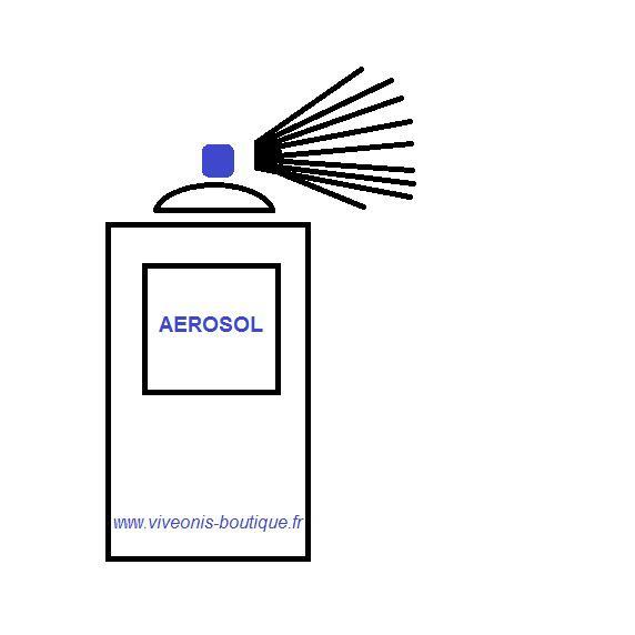 Les AEROSOLS anti-guêpes