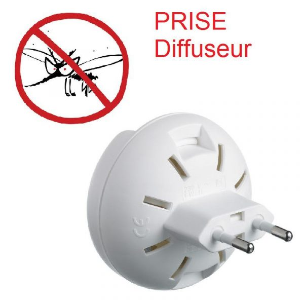 Prises anti-moustiques Intérieur