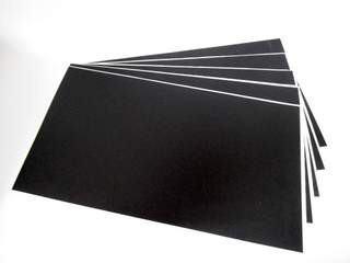 Plaque glue noire pour Vectothor Sparrow Hawk