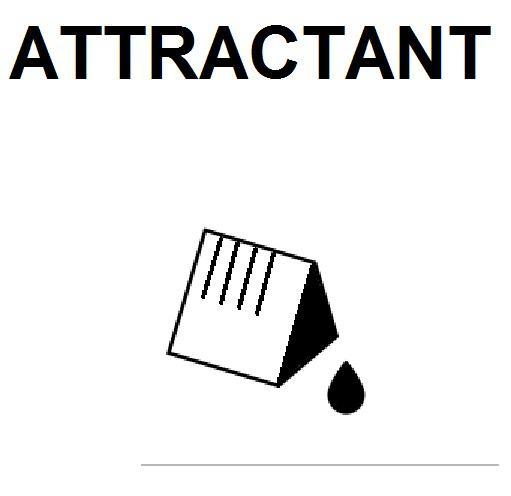 Les ATTRACTANTS anti-guêpes