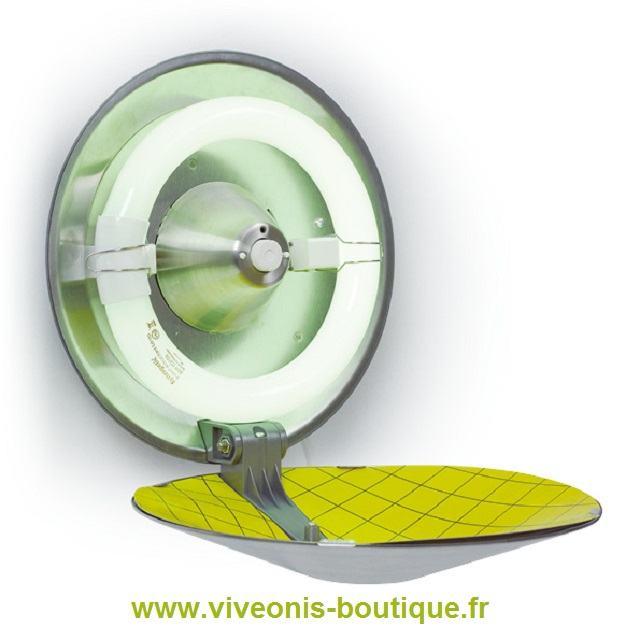 Insect-O-Cutor Destructeur électronique d'insectes volants HALO DIV