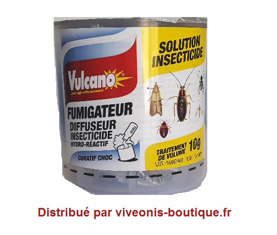 Fumigateur Vulcano 10g