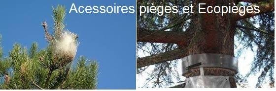 Acessoires pièges et Ecopièges