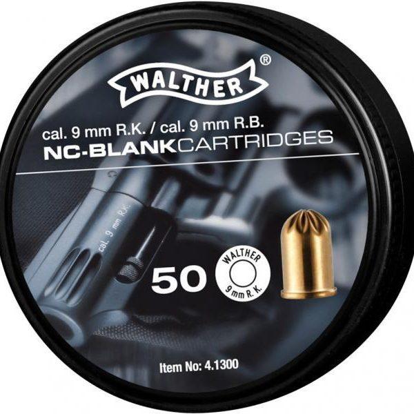 Balles à blanc 9mm pour lancer les fusées de pistolet effaroucheur